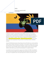 EconoPeace, at last, in Colombia