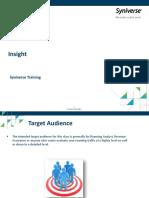 Insight Basics 2016
