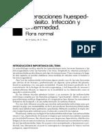 Interacciones Huesped Parasito, Infeccion y Enfermedad