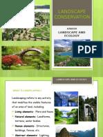 Landscape Conservation