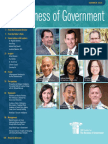 Summer 2016 the Business of Government Magazine