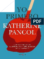 Yo Primero - Katherine Pancol