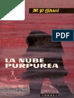 087-Nube Purpurea, La - M. P. Shiel