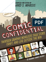 Comics Confidential Chapter Sampler