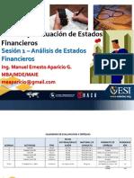 Sesion 1_Análisis de Estados Financieros