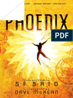 Phoenix by SF Said Chapter Sampler