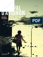 Programme Festival Avignon 2013
