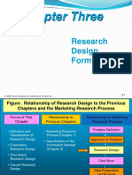 Chapter -3 Research Design
