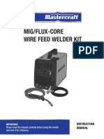 Welder Manual