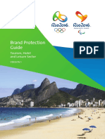Brand Protection Guideline for Turism and Event Segment