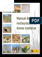 Manual de restauración de dunas costeras.pdf