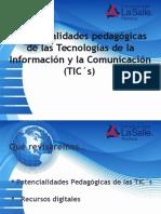 Usos Pedagógicos de TICs