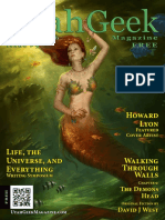 Utah Geek Magazine #9 (Jan-Feb-2016)