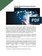 7 Razones Por Las Que Los Sistemas P2P Podrían Revolucionar Su Cadena de Abastecimiento