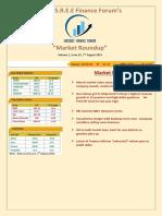 Market Round Up Vol.1 Issue 25
