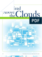 Keep Your Head Above the Clouds -- Cloud Computing Trends