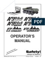 66 Argo Operators Manual v1