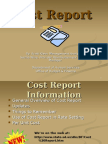 Cost Report.ppt