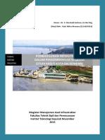 Pembangunan Infrastruktur Dalam Pengemban