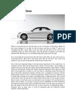 Car Proportions