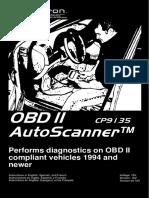 CP9135 User Manual