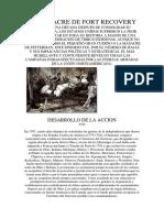 La Masacre de Fort Recovery