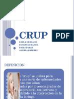 Crup Final