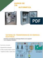 Tema 5 TABLEROS DE TRANSFERENCIA AUTOMATICA 19 Abril 2016.ppt