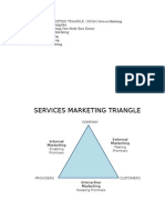 5. the Services Marketing Triangle