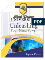 Unleashing Your Mind Power