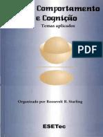 19 - Starling, R. R. (Org.). (2007). Sobre Comportamento e Cognição (Vol. 19) Temas Aplicados.pdf