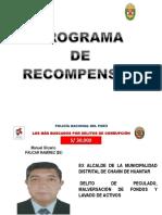 Los 76 delincuentes más buscados en Perú