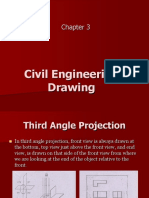 Civil Engineering Drawing Lect 4 PDF