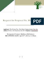 Kathleen McGuiness dispensary bid