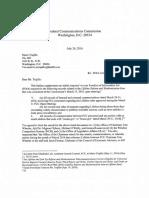 Second Response Letter - FOIA 2016-534 (Trujillo)