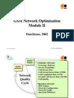 Optimisation MODULE II