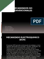 Mecanizados No Convencionales
