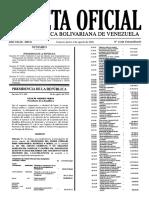 Gaceta Oficial N° 6.248 Extraordinario - Notilogía