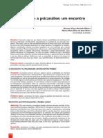 A Educação e a Psicanálise