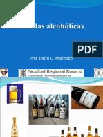 Bebidas alcohólicas 2013