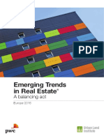Emerging Trends in Real Estate Europe 2015