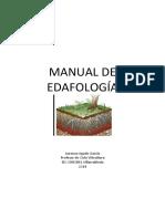 Manual de Edafología