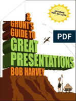 Tork and Grunt's - Guide to Great Presentations