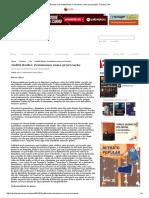 Revista Cult Judith Butler_ Feminismo Como Provocação - Revista Cult
