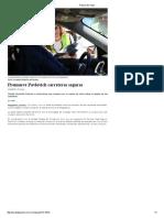 11-07-16 Promueve Pavlovich carreteras seguras. -Tribuna Del Yaqui