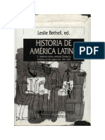 BETHELL Leslie Ed. Historia de America Latina Tomo 2