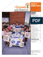 Webster Groves School District Directory 2016-17