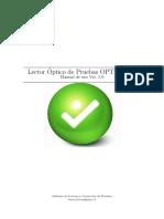 Manual de Usuario Optimark 5.0