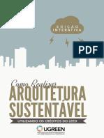 Como Realizar Arquitetura Sustentavel 1