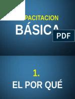 Básicos - Capacitacion Basica 2016